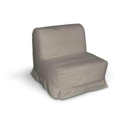 Pokrowiec na fotel Lycksele z kontrafałdami w kolekcji Madrid, tkanina: 161-23