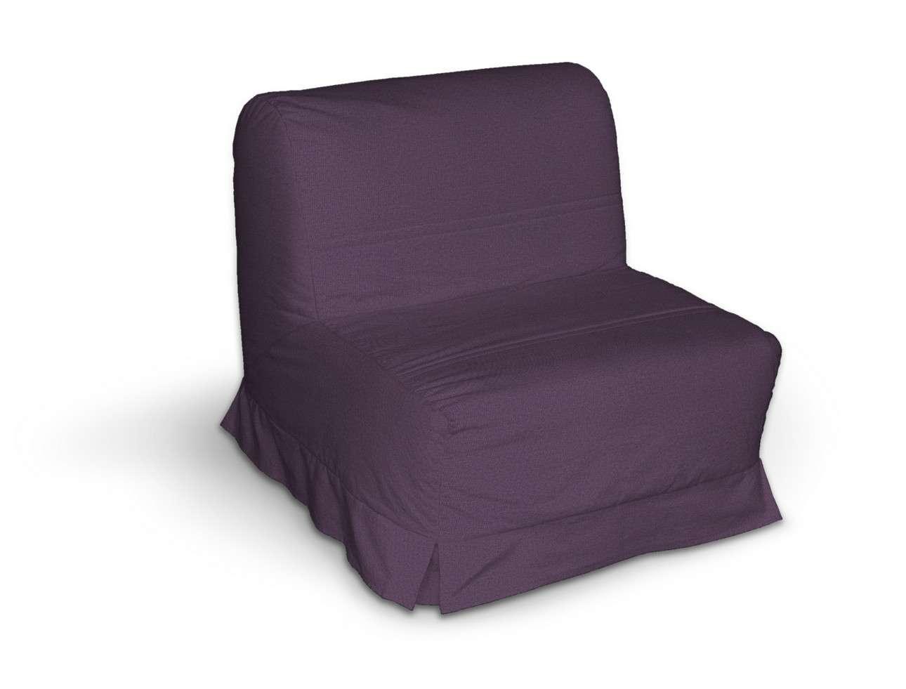 Pokrowiec na fotel Lycksele z kontrafałdami w kolekcji Etna, tkanina: 161-27