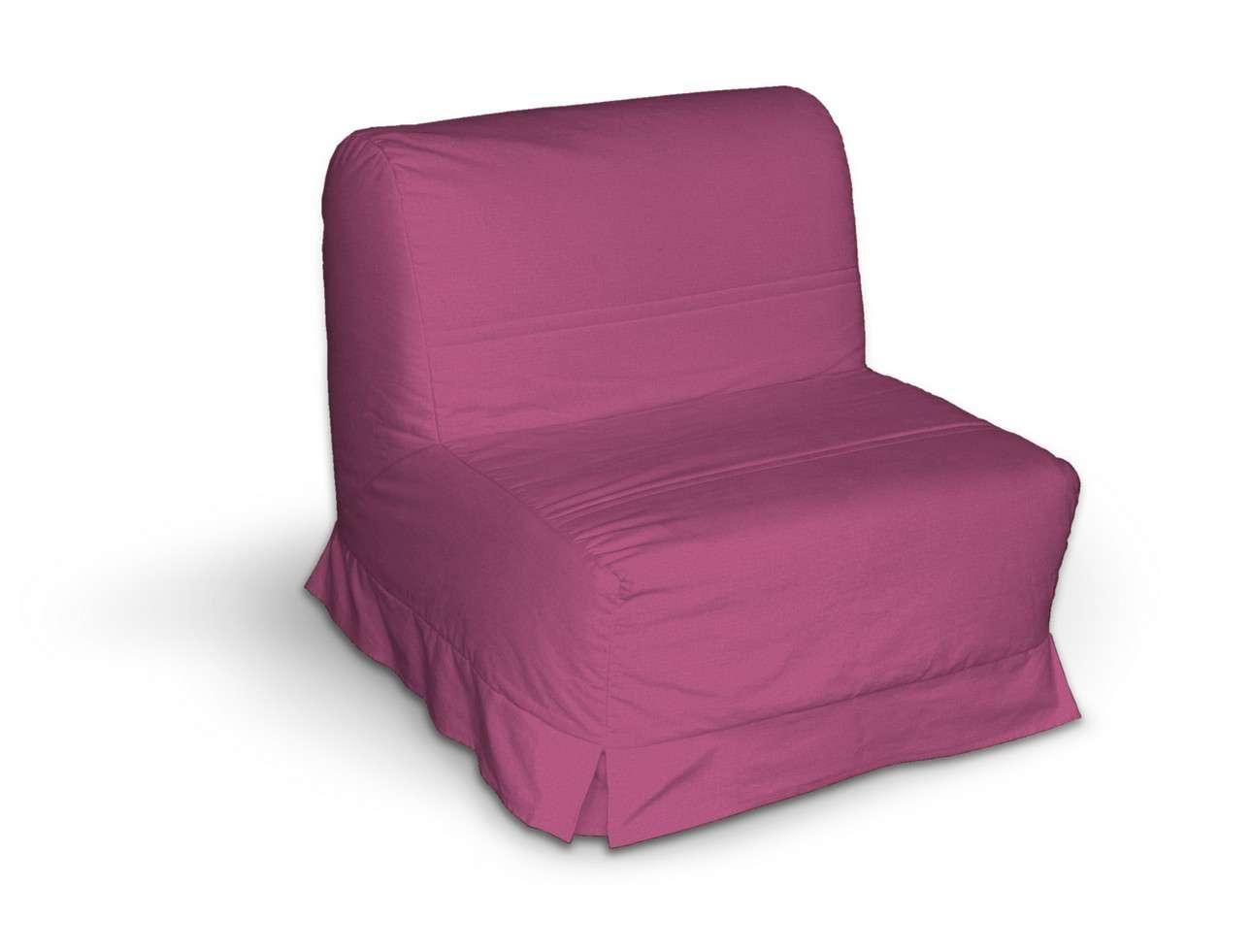 Pokrowiec na fotel Lycksele z kontrafałdami w kolekcji Living II, tkanina: 161-29