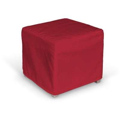 Solsta betræk Puf 702-24 Rød Kollektion Chenille