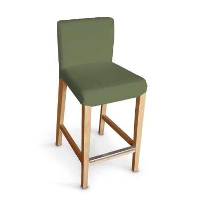 Henriksdal Husse für Barhocker 127-52 grün Kollektion Jupiter