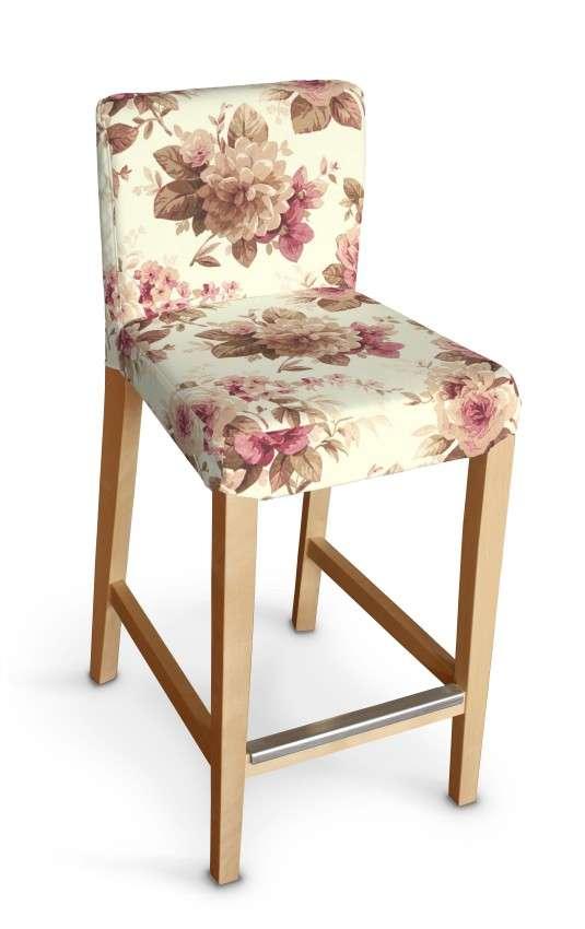 Hendriksdal baro kėdės užvalkalas - trumpas Hendriksdal baro kėdė kolekcijoje Mirella, audinys: 141-06