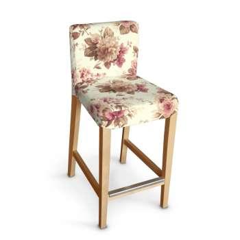 Sukienka na krzesło barowe Henriksdal krótka krzesło barowe Henriksdal w kolekcji Mirella, tkanina: 141-06