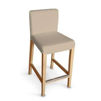 Sukienka na krzesło barowe Henriksdal krótka krzesło barowe Henriksdal w kolekcji Cotton Panama, tkanina: 702-01