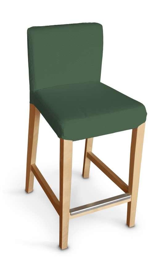 Hendriksdal baro kėdės užvalkalas - trumpas Hendriksdal baro kėdė kolekcijoje Cotton Panama, audinys: 702-06