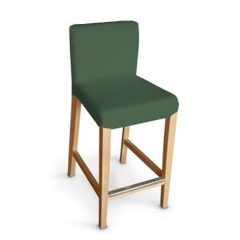 Sukienka na krzesło barowe Henriksdal krótka krzesło barowe Henriksdal w kolekcji Cotton Panama, tkanina: 702-06