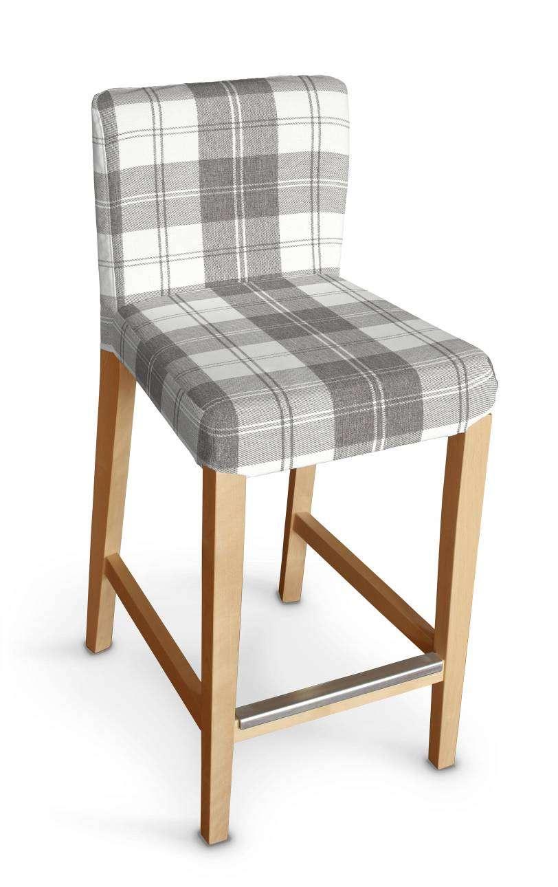 Sukienka na krzesło barowe Henriksdal krótka w kolekcji Edinburgh, tkanina: 115-79