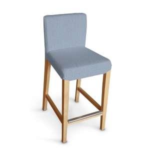 Hendriksdal baro kėdės užvalkalas - trumpas Hendriksdal baro kėdė kolekcijoje Chenille, audinys: 702-13