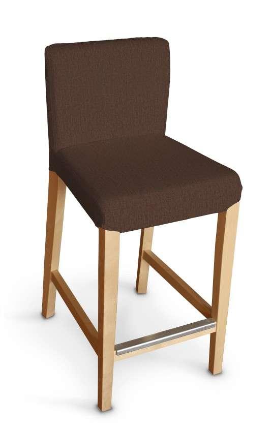 Sukienka na krzesło barowe Henriksdal krótka krzesło barowe Henriksdal w kolekcji Chenille, tkanina: 702-18