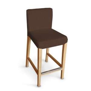 Hendriksdal baro kėdės užvalkalas - trumpas Hendriksdal baro kėdė kolekcijoje Chenille, audinys: 702-18