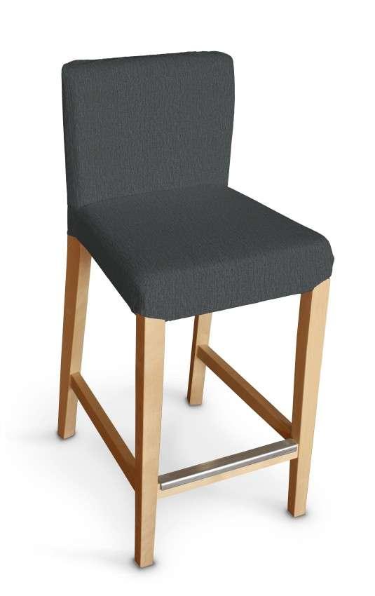 Sukienka na krzesło barowe Henriksdal krótka krzesło barowe Henriksdal w kolekcji Chenille, tkanina: 702-20