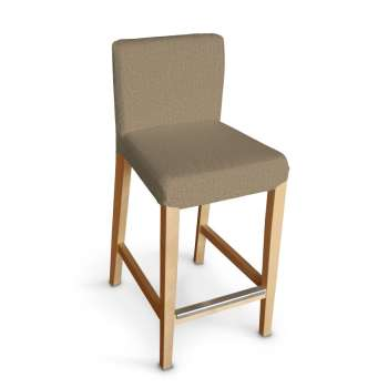 Sukienka na krzesło barowe Henriksdal krótka krzesło barowe Henriksdal w kolekcji Chenille, tkanina: 702-21