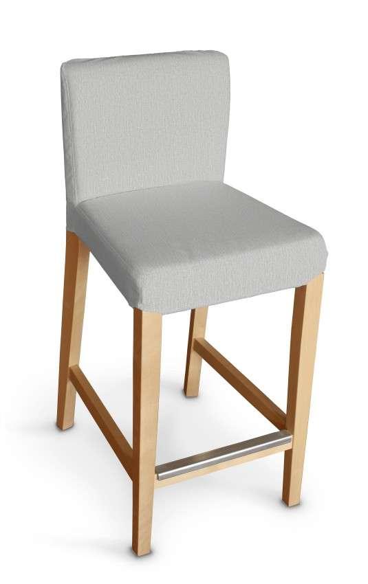 Hendriksdal baro kėdės užvalkalas - trumpas Hendriksdal baro kėdė kolekcijoje Chenille, audinys: 702-23
