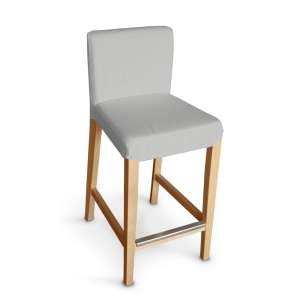 Sukienka na krzesło barowe Henriksdal krótka krzesło barowe Henriksdal w kolekcji Chenille, tkanina: 702-23