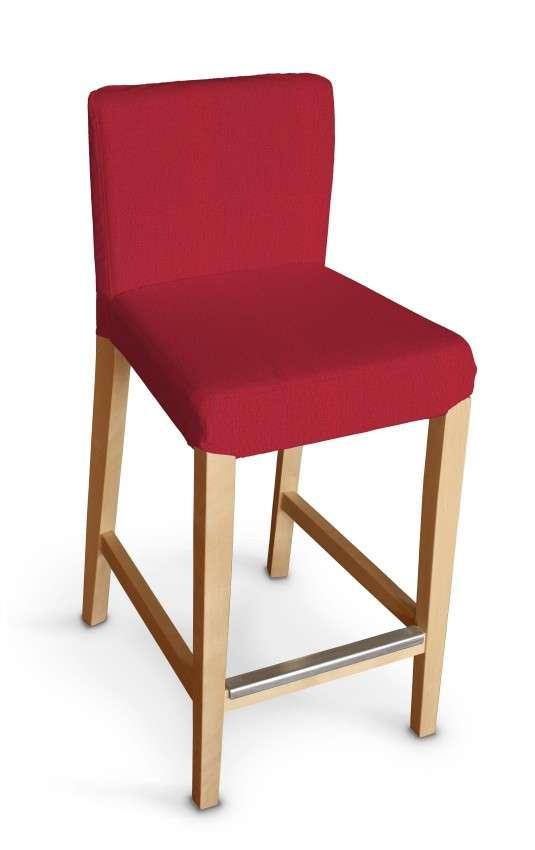 Sukienka na krzesło barowe Henriksdal krótka krzesło barowe Henriksdal w kolekcji Chenille, tkanina: 702-24