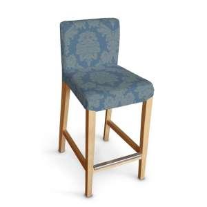 Sukienka na krzesło barowe Henriksdal krótka krzesło barowe Henriksdal w kolekcji Damasco, tkanina: 613-67