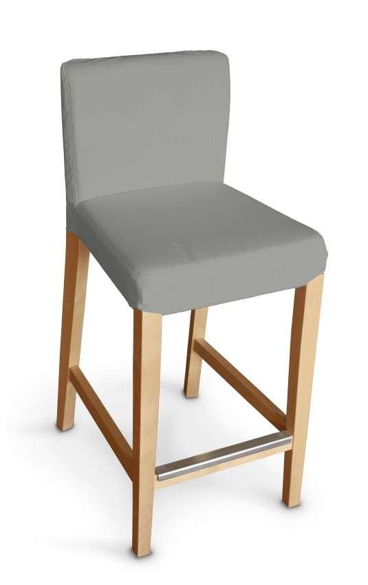 Sukienka na krzesło barowe Henriksdal krótka krzesło barowe Henriksdal w kolekcji Loneta, tkanina: 133-24