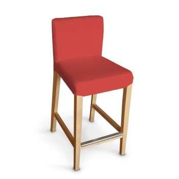 Sukienka na krzesło barowe Henriksdal krótka krzesło barowe Henriksdal w kolekcji Loneta, tkanina: 133-43