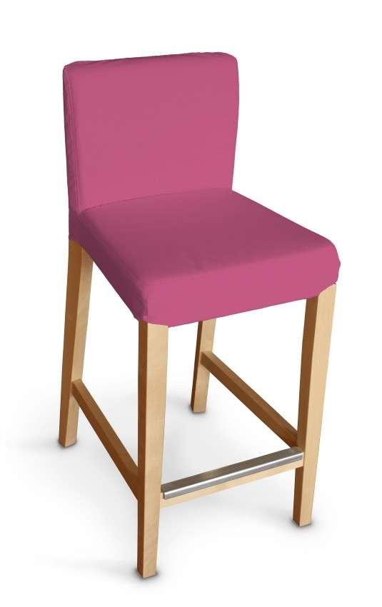 Hendriksdal baro kėdės užvalkalas - trumpas Hendriksdal baro kėdė kolekcijoje Loneta , audinys: 133-60