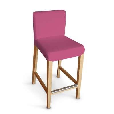 Návlek na barovú stoličku Henriksdal, krátky V kolekcii Loneta, tkanina: 133-60