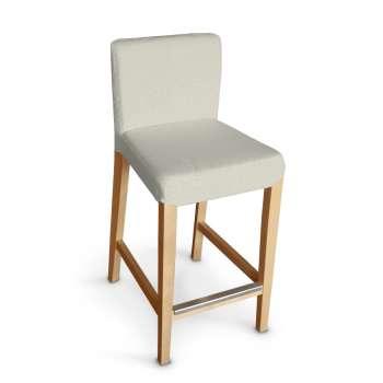 Sukienka na krzesło barowe Henriksdal krótka krzesło barowe Henriksdal w kolekcji Loneta, tkanina: 133-65