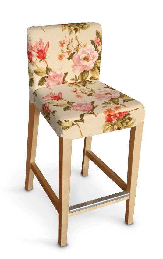 Hendriksdal baro kėdės užvalkalas - trumpas Hendriksdal baro kėdė kolekcijoje Londres, audinys: 123-05