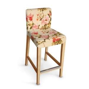 Sukienka na krzesło barowe Henriksdal krótka krzesło barowe Henriksdal w kolekcji Londres, tkanina: 123-05