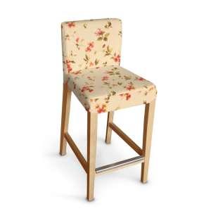 Sukienka na krzesło barowe Henriksdal krótka krzesło barowe Henriksdal w kolekcji Londres, tkanina: 124-05