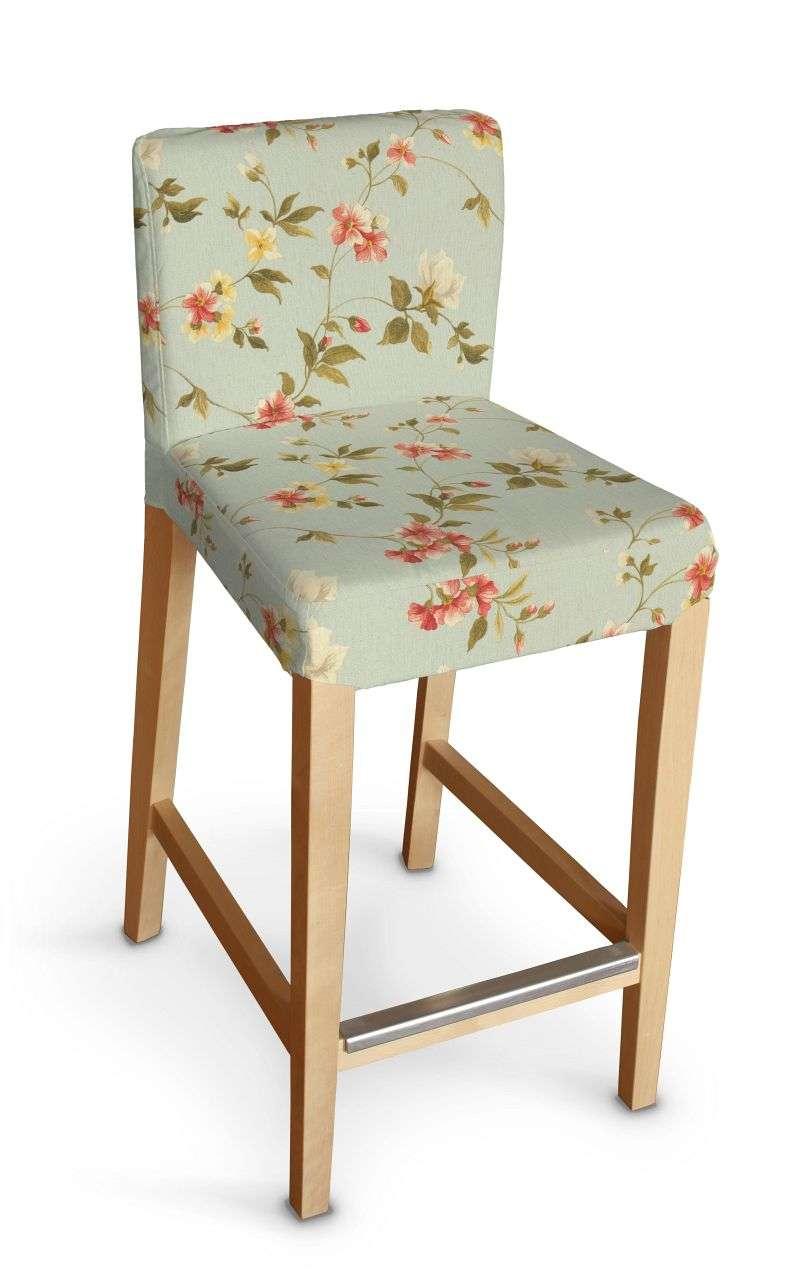 Hendriksdal baro kėdės užvalkalas - trumpas Hendriksdal baro kėdė kolekcijoje Londres, audinys: 124-65