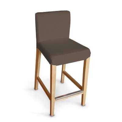 Sukienka na krzesło barowe Henriksdal krótka w kolekcji Etna, tkanina: 705-08