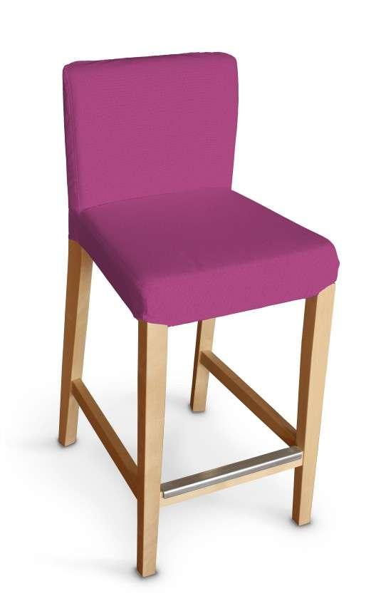 Sukienka na krzesło barowe Henriksdal krótka krzesło barowe Henriksdal w kolekcji Etna , tkanina: 705-23