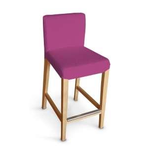 Hendriksdal baro kėdės užvalkalas - trumpas Hendriksdal baro kėdė kolekcijoje Etna , audinys: 705-23