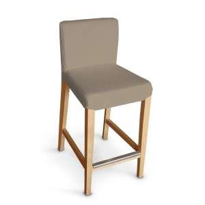 Sukienka na krzesło barowe Henriksdal krótka krzesło barowe Henriksdal w kolekcji Cotton Panama, tkanina: 702-28