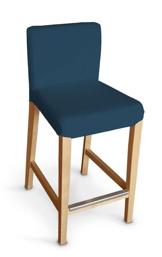 Hendriksdal baro kėdės užvalkalas - trumpas Hendriksdal baro kėdė kolekcijoje Cotton Panama, audinys: 702-30