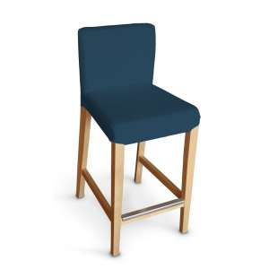 Sukienka na krzesło barowe Henriksdal krótka krzesło barowe Henriksdal w kolekcji Cotton Panama, tkanina: 702-30
