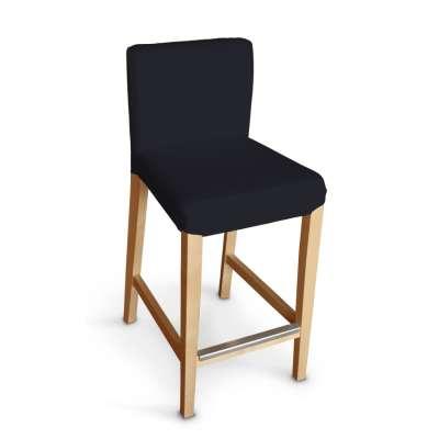 Sukienka na krzesło barowe Henriksdal krótka 127-99 czarny Kolekcja Jupiter