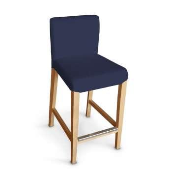 Sukienka na krzesło barowe Henriksdal krótka krzesło barowe Henriksdal w kolekcji Quadro, tkanina: 136-04