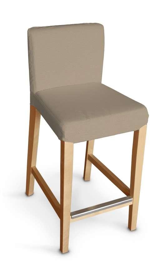 Hendriksdal baro kėdės užvalkalas - trumpas Hendriksdal baro kėdė kolekcijoje Quadro, audinys: 136-09