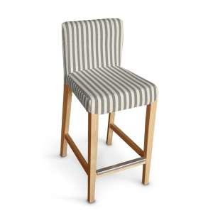 Hendriksdal baro kėdės užvalkalas - trumpas Hendriksdal baro kėdė kolekcijoje Quadro, audinys: 136-12
