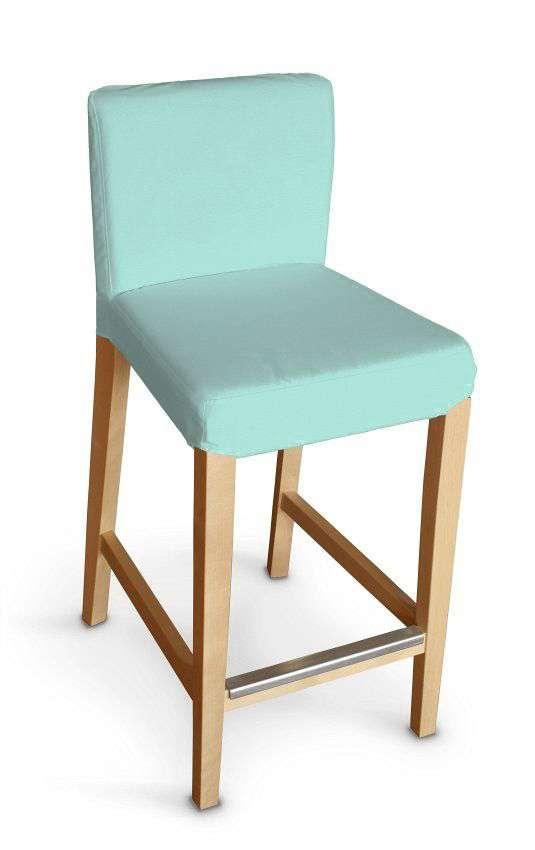Sukienka na krzesło barowe Henriksdal krótka krzesło barowe Henriksdal w kolekcji Loneta, tkanina: 133-32