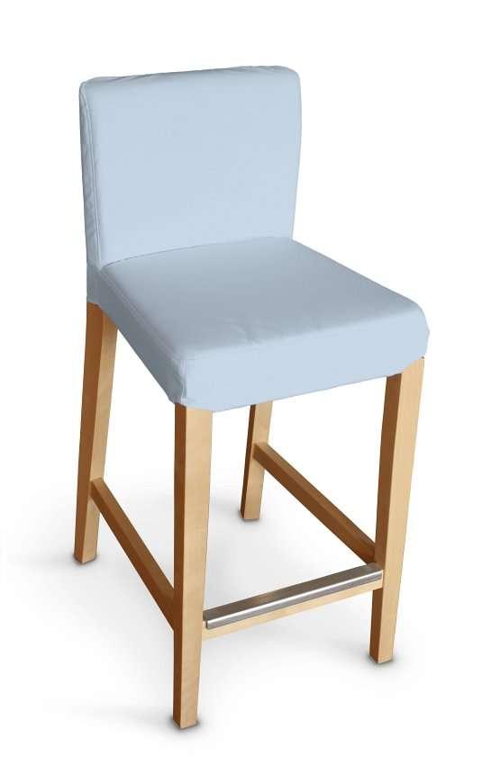 Sukienka na krzesło barowe Henriksdal krótka krzesło barowe Henriksdal w kolekcji Loneta, tkanina: 133-35