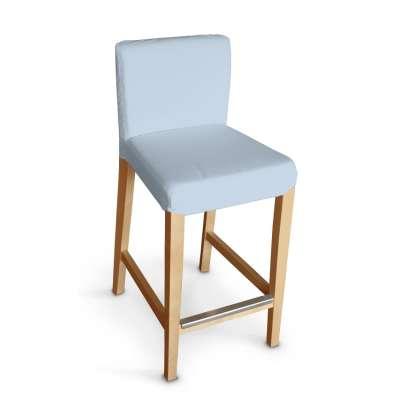 Sukienka na krzesło barowe Henriksdal krótka 133-35 pastelowy niebieski Kolekcja Loneta