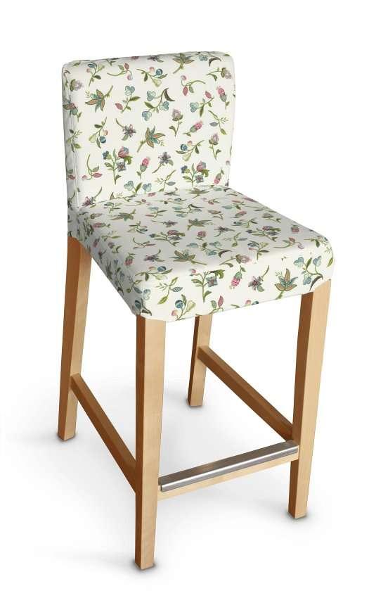 Hendriksdal baro kėdės užvalkalas - trumpas Hendriksdal baro kėdė kolekcijoje Londres, audinys: 122-02