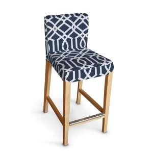 Sukienka na krzesło barowe Henriksdal krótka krzesło barowe Henriksdal w kolekcji Comics, tkanina: 135-10