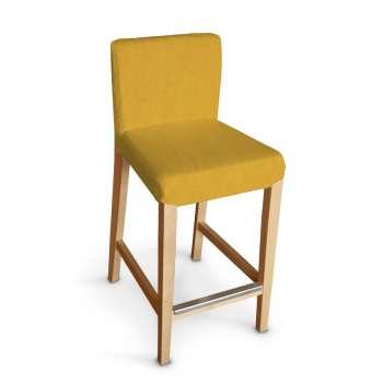 Sukienka na krzesło barowe Henriksdal krótka krzesło barowe Henriksdal w kolekcji Etna , tkanina: 705-04
