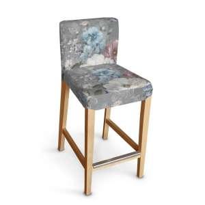 Sukienka na krzesło barowe Henriksdal krótka krzesło barowe Henriksdal w kolekcji Monet, tkanina: 137-81