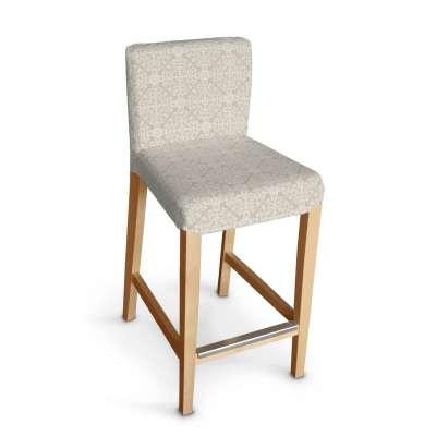 Sukienka na krzesło barowe Henriksdal krótka w kolekcji Flowers, tkanina: 140-39
