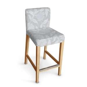 Sukienka na krzesło barowe Henriksdal krótka krzesło barowe Henriksdal w kolekcji Venice, tkanina: 140-51