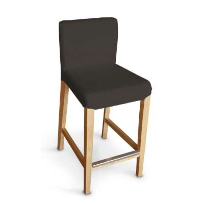 Henriksdal betræk barstol 702-36 Støvbrun Kollektion Etna