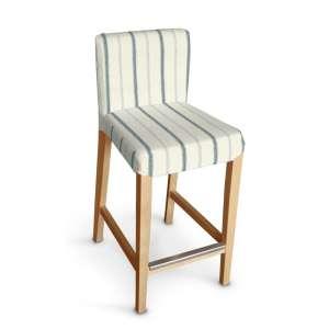 Sukienka na krzesło barowe Henriksdal krótka krzesło barowe Henriksdal w kolekcji Avinon, tkanina: 129-66